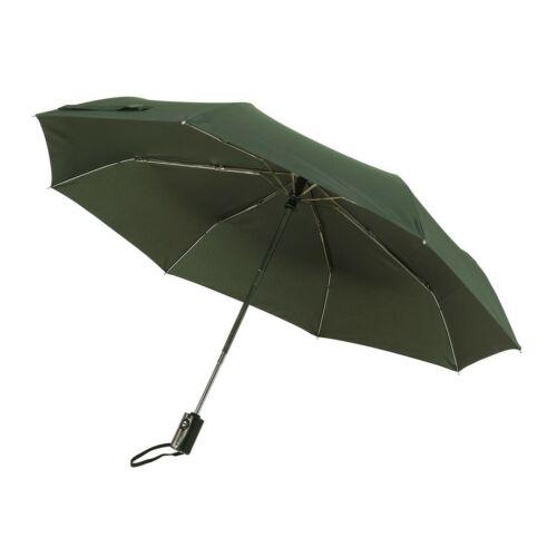 EXPRESS automatikusan nyitható/zárható, összecsukható esernyő, sötétzöld