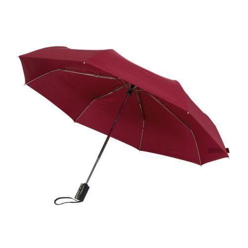 EXPRESS automatikusan nyitható/zárható, összecsukható esernyő, bordó
