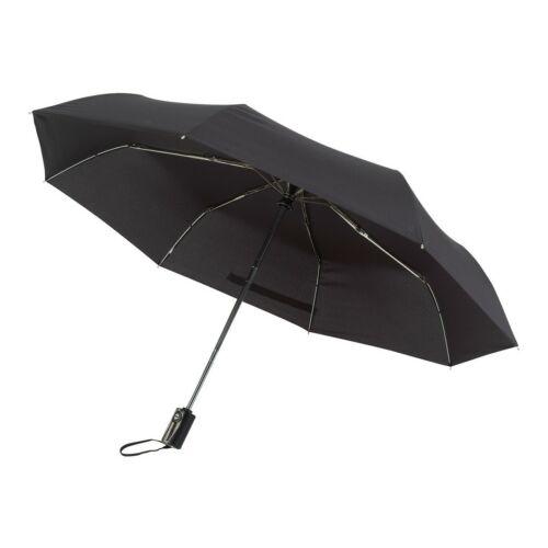 EXPRESS automatikusan nyitható/zárható, összecsukható esernyő, fekete