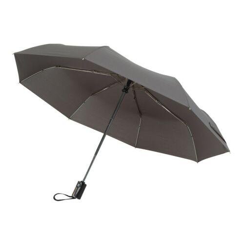 EXPRESS automatikusan nyitható/zárható, összecsukható esernyő, szürke