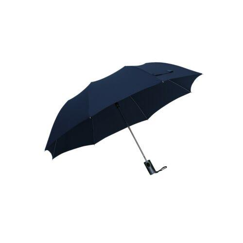 MISTER automata, összecsukható férfi esernyő, tengerészkék