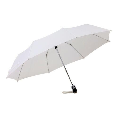 COVER automata összecsukható esernyő, fehér