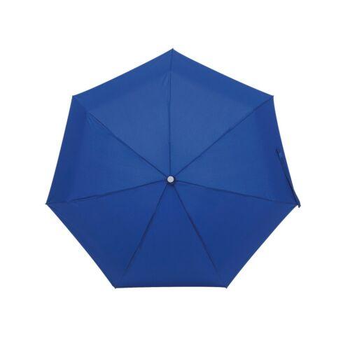 SHORTY alumínium összecsukható esernyő, kék