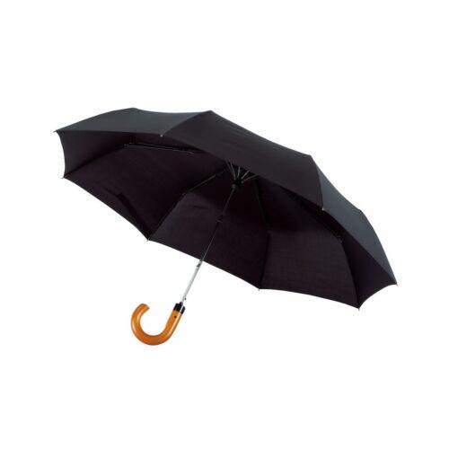 LORD automata összecsukható, férfi esernyő, fekete