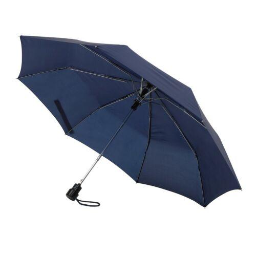 PRIMA automata összecsukható esernyő, tengerészkék