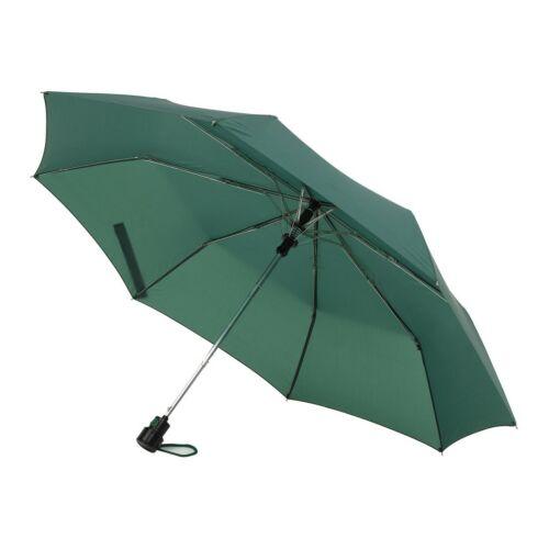 PRIMA automata összecsukható esernyő, sötétzöld
