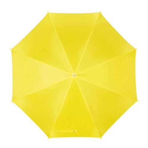 DISCO & DANCE automata esernyő, sárga