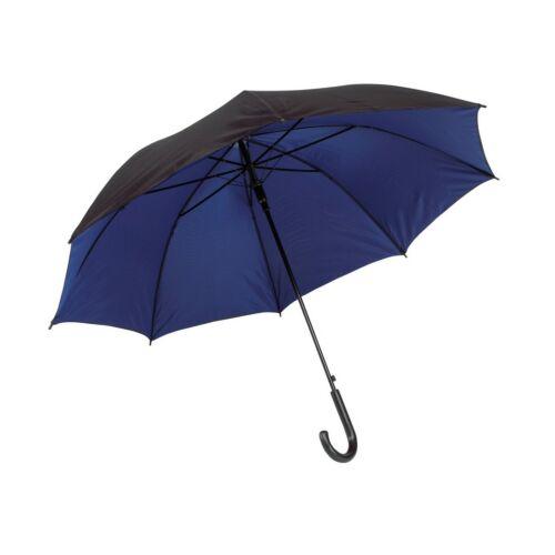DOUBLY automata esernyő, fekete, kék