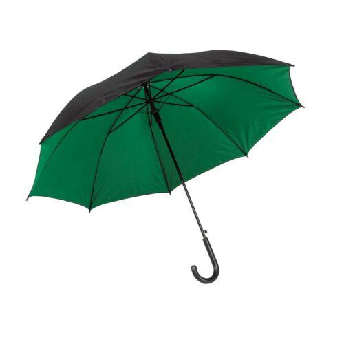 DOUBLY automata esernyő, fekete, zöld