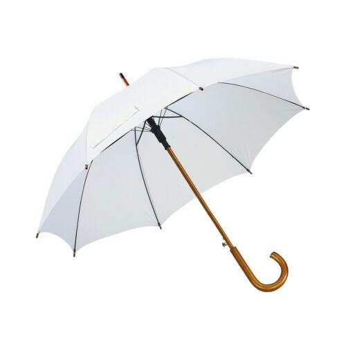 TANGO automata, fa esernyő, fehér