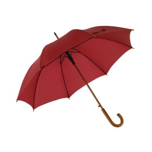 TANGO automata, fa esernyő, bordóvörös