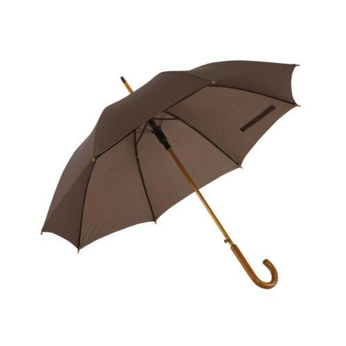 TANGO automata, fa esernyő, barna