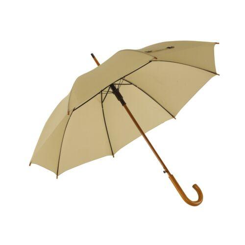 TANGO automata, fa esernyő, bézs