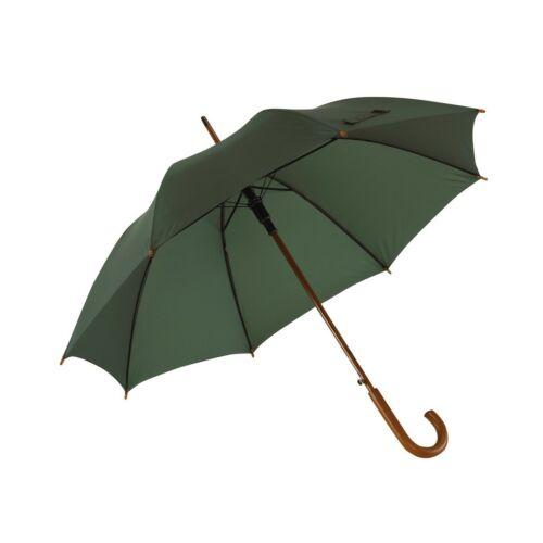 BOOGIE automata, fa esernyő, sötétzöld