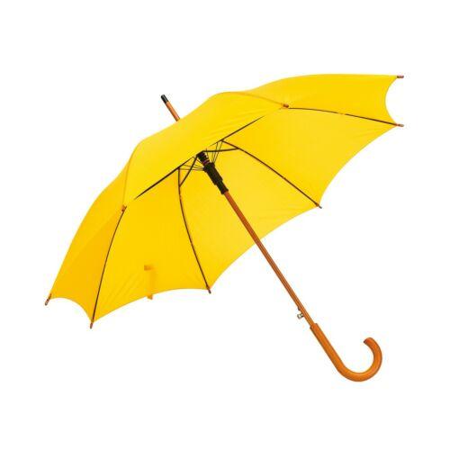 BOOGIE automata, fa esernyő, sárga