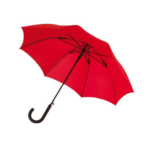 WIND automata szélálló esernyő, vörös