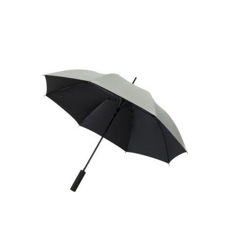 JIVE automata esernyő, fekete, ezüst