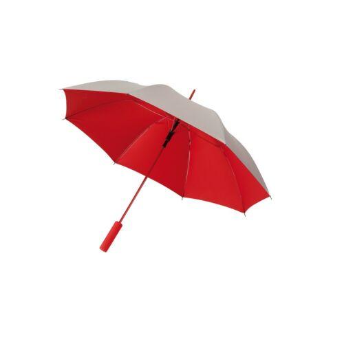 JIVE automata esernyő, vörös, ezüst