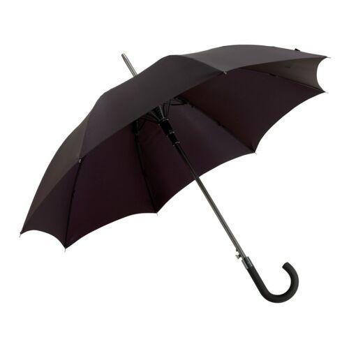 JUBILEE automata sétapálca esernyő, fekete