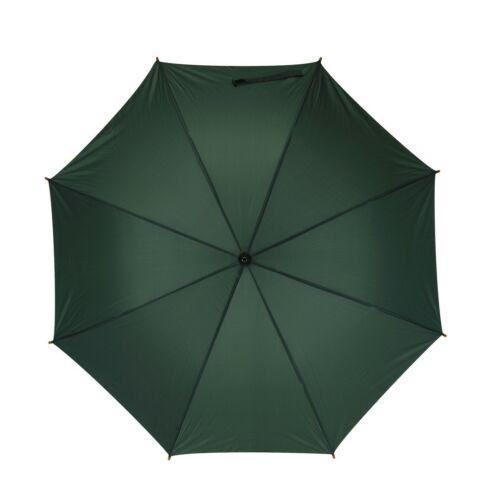 MOBILE golf esernyő tokkal, sötétzöld