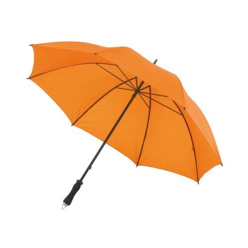 MOBILE golf esernyő tokkal, narancssárga