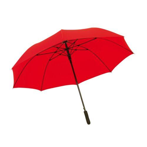 PASSAT automata szélálló esernyő, vörös