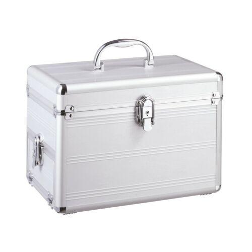 OPAL alumínium kozmetikai táska, ezüst