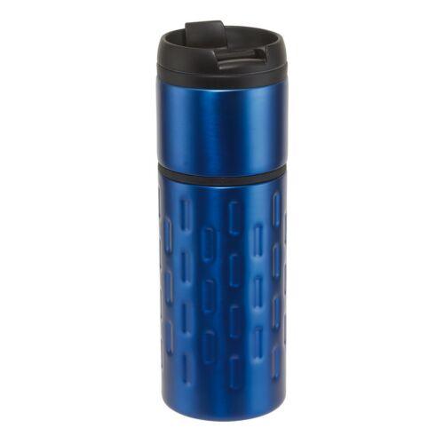 EXCLUSIVE LIQUID duplafalú termosz bögre, kék