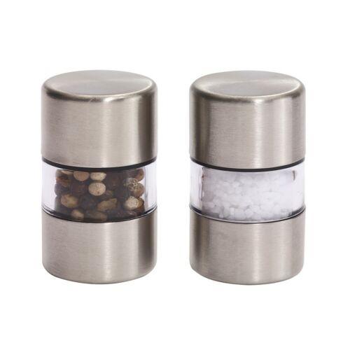 SPICE FLAVOUR só és borsdaráló szett, ezüst