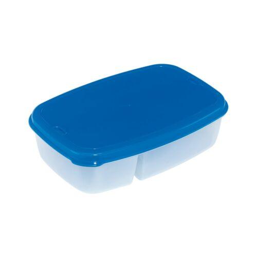 TASTY uzsonnás doboz, kék