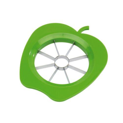 SPLIT alma szeletelő, zöld