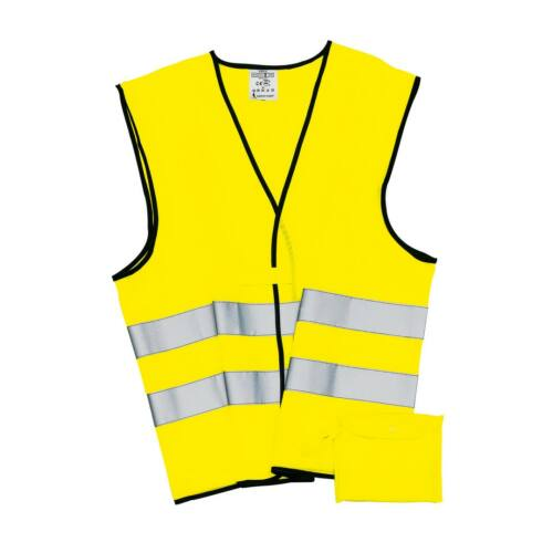 HERO biztonsági mellény, sárga
