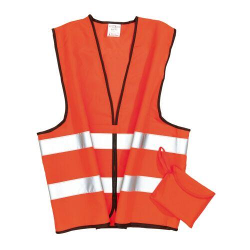 HERO biztonsági mellény, narancssárga