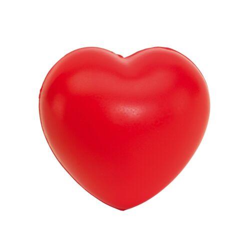 AMOR stressz oldó szív, vörös