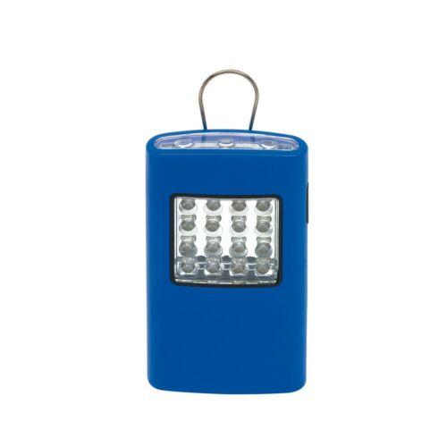 BRIGHT HELPER LED elemlámpa, kék