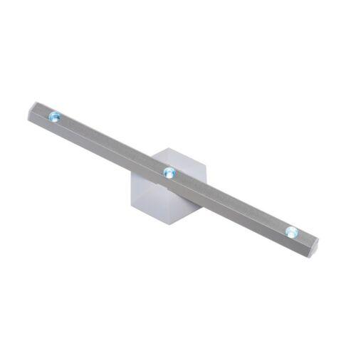 HEXAGON LED rúd lámpa, ezüst