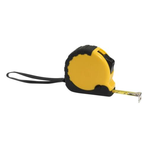 ELEMENTAL mérőszalag, 3m-es, fekete, sárga