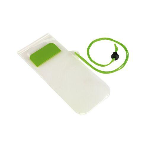 SMART SPLASH cseppálló mobiltelefon tartó, almazöld