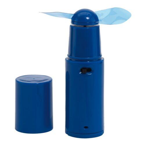 NOTOS kézi ventilátor, kék