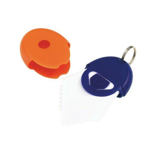 NEAT kulcstartó, kék, narancs