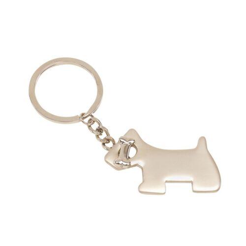 DOG kulcstartó, ezüst