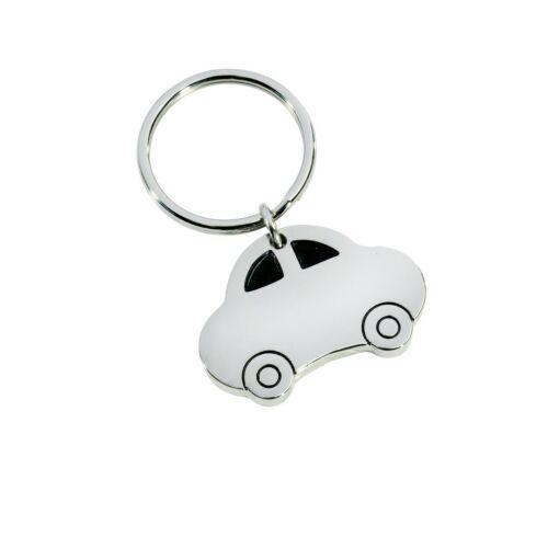 LIMOUSINE autó fém kulcstartó, ezüst