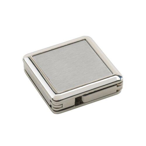 MONTREUX kinyitható táskaakasztó, ezüst