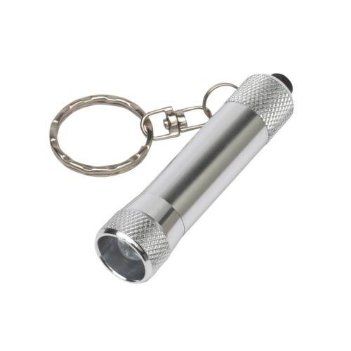 FLARE kulcstartó, ezüst