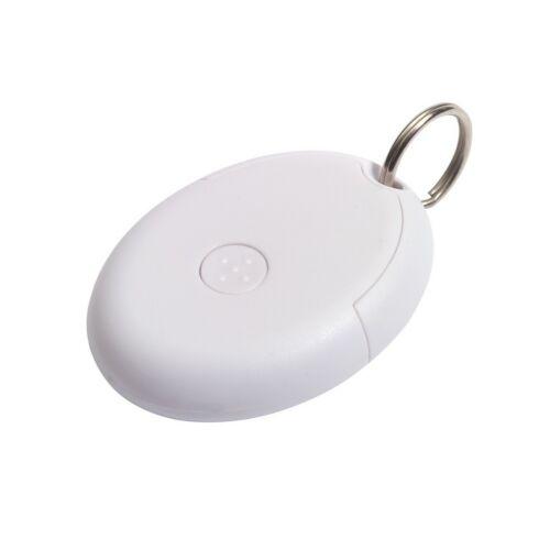 FLIRT kulcstartó gumióvszerrel, fehér