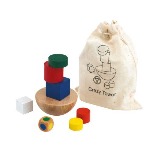 CRAZY TOWER ügyességi játék, színes