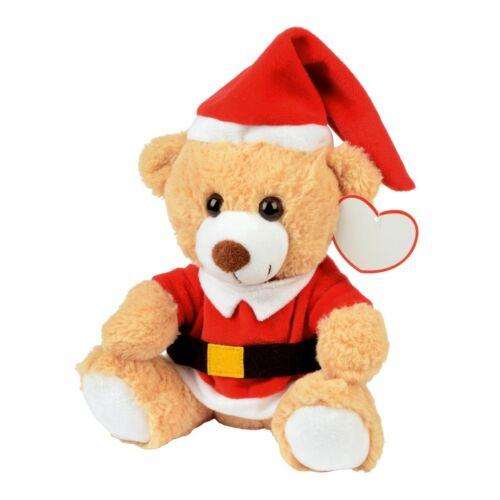 NOEL karácsonyi plüss mackó