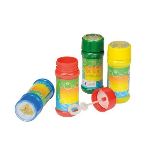 AIR BUBBLE Szappanbuborék-fújó, kék, zöld, vörös, sárga