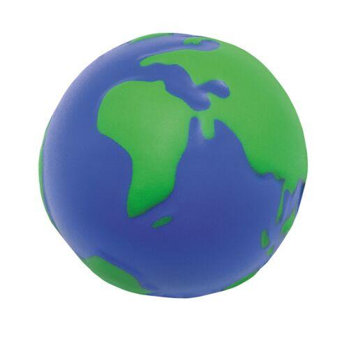 GLOBUS stressz oldó puhalabda, kék, zöld