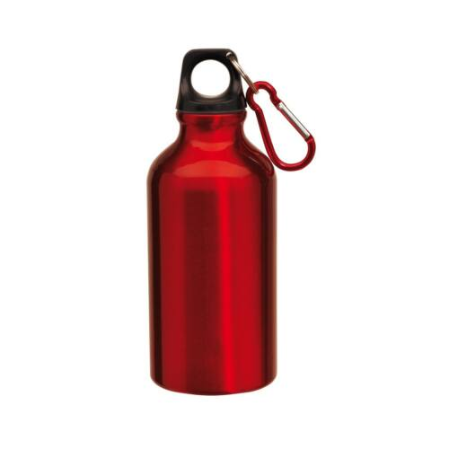 TRANSIT alumínium kulacs, vörös